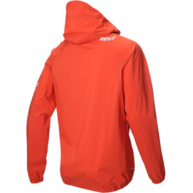 inov-8 M's AT/C FZ Stormshell Jacket red